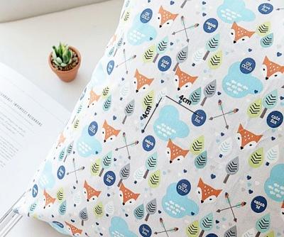 hasil cetak kain bantal dengan digital print berkualitas